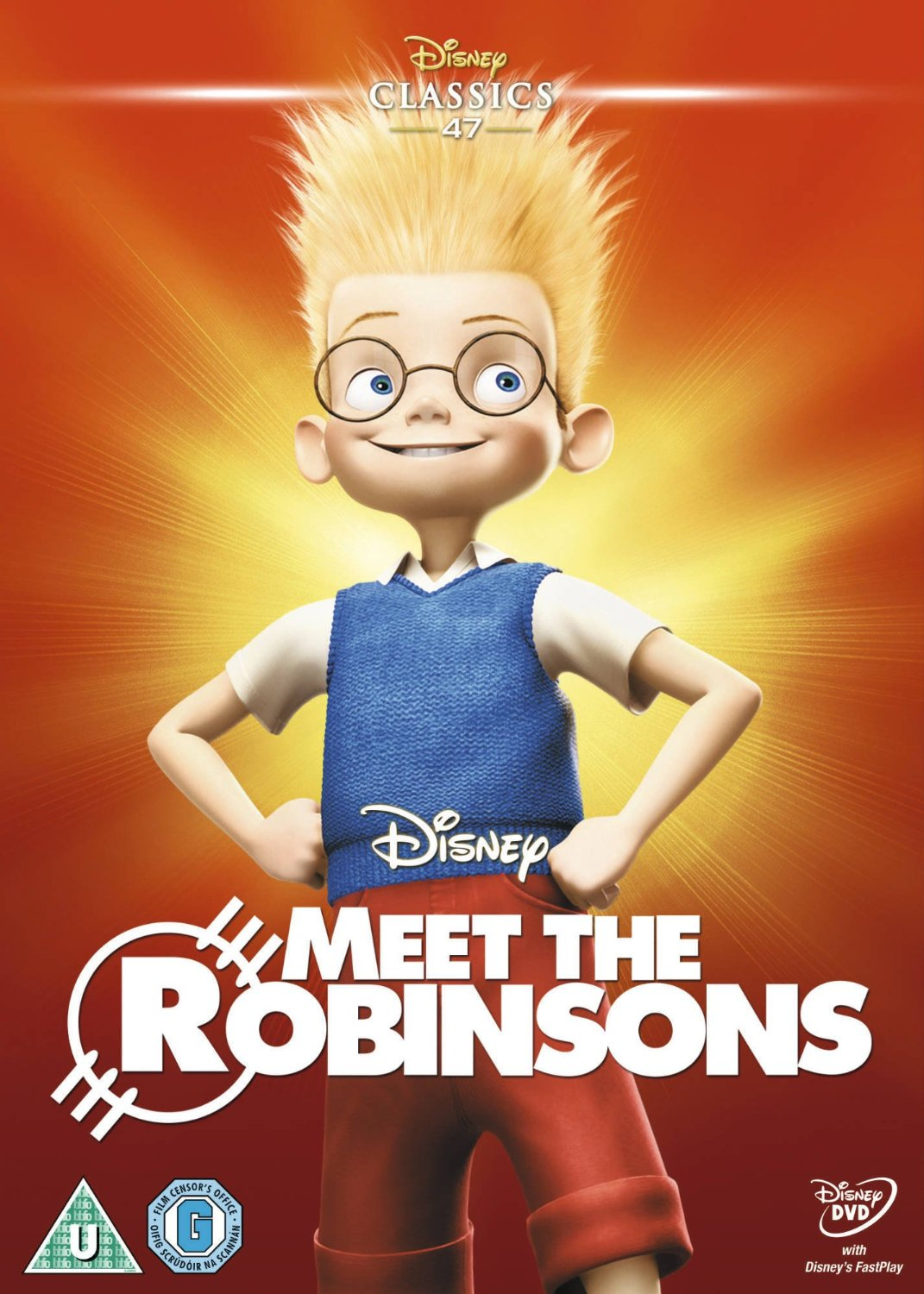 meet the robinsons soundtrack rufus wainwright